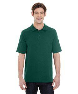 Hanes Men's X-Temp Pique Polo Shirt with Fresh IQ