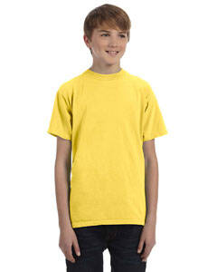Authentic Pigment Youth Ringspun Cotton T-Shirt