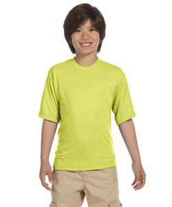 Jerzees Youth 5.3 oz. 100% Polyester Crew T-Shirt