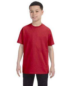 Jerzees Youth Heavyweight 50/50 T-Shirt