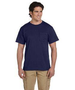 Jerzees 50/50 Pocket T-Shirt