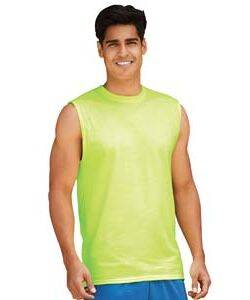Jerzees Dri-POWER Sleeveless Shooter T-Shirt