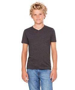 Bella Youth V-Neck T-Shirt