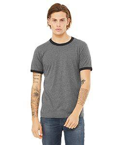 Canvas Robertson Heather Ringer Tee