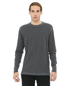 Canvas Long Sleeve Thermal T-Shirt