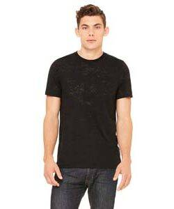 Canvas Burnout T-Shirt