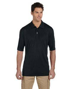 Jerzees Men's Polyester Micro Mesh Polo Shirt