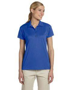 Jerzees Ladie's Polyester Micro Mesh Polo Shirt