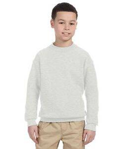 Jerzees Youth SuperSweats Crewneck Sweatshirt