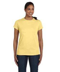Hanes Ladie's ComfortSoft Cotton T-Shirt