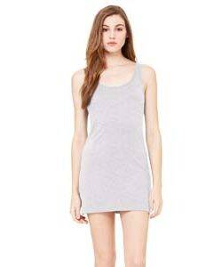 Bella Ladie's Jersey Tank Dress