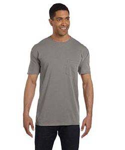 Comfort Colors Garment-Dyed Pocket T-Shirt