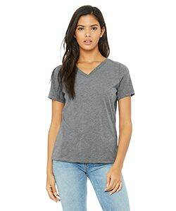 Bella Ladie's Missy V-Neck T-Shirt
