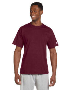 Russell Athletic Short-Sleeve Cotton T-Shirt
