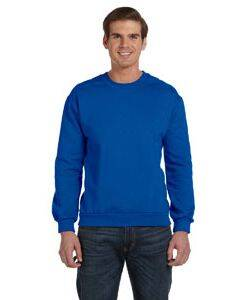 Anvil Combed Ringspun Cotton Blend Crew Neck Sweatshirt