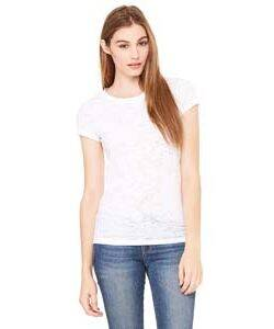 Bella Ladies' Burnout T-Shirt