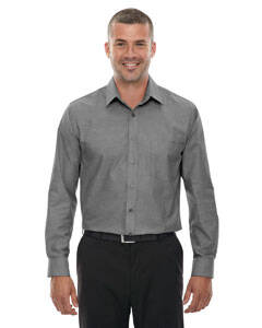 North End Windsor Men's Long Sleeve Oxford Shirt