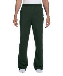 Jerzees Open Bottom Fleece Sweatpants
