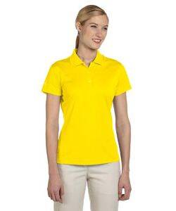 Adidas Golf Ladie's ClimaLite Lightweight Pique Polo Shirt