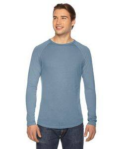 Authentic Pigment Men's True Spirit Raglan T-Shirt