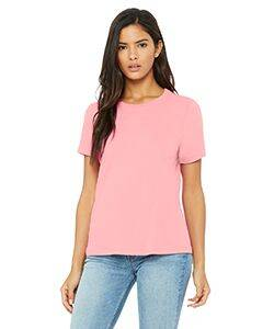 Bella Ladie's Relaxed Short-Sleeve Jersey T-Shirt