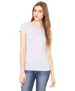 Bella Ladies' Sheer Jersey T-Shirt