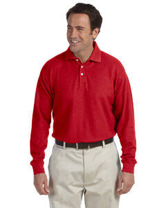 Chestnut Hill Long Sleeve Performance Plus Polo