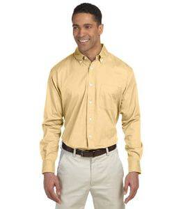 Chestnut Hill Long-Sleeve Twill Shirt