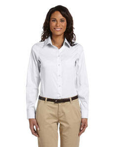 Chestnut Hill Ladies' Executive Performance Pinpoint Oxford