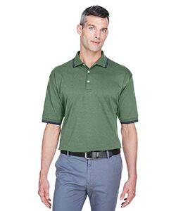 Devon & Jones Tipped Perfect Pima Polo Shirt
