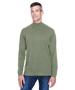 Devon & Jones Sueded Mock Turtleneck