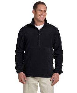 Devon & Jones Wintercept Quarter-Zip Fleece Jacket