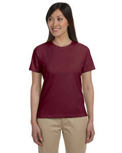 Devon & Jones Ladie's Stretch Jersey T-Shirt