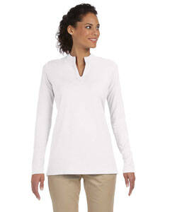 Devon & Jones Stretch Long Sleeve Tunic