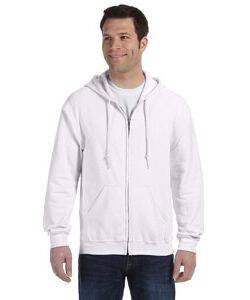 Gildan Heavy Blend 50/50 Full-Zip Hooded Sweatshirt