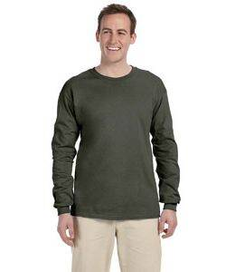 Gildan Ultra Cotton Heavyweight Long Sleeve T-Shirt
