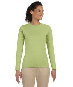 Gildan Ladie's SoftStyle Long-Sleeve T-Shirt