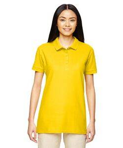 Gildan Premium Cotton Ladie's Double Pique Polo Shirt
