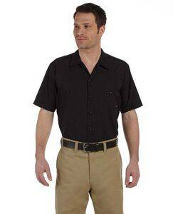 Dickies Industrial Short-Sleeve Work Shirt