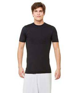 Alo Men's Short-Sleeve Compression T-Shirt