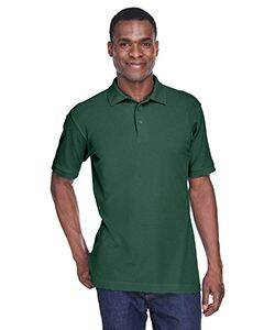 Harriton Blend-Tek Polo Shirt