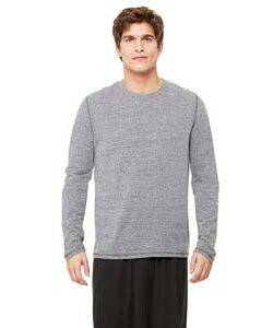 Alo Men's Performance Triblend Long-Sleeve T-Shirt