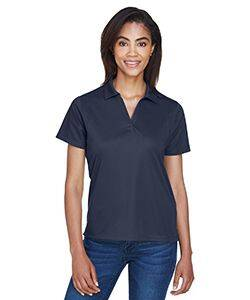 Harriton Ladies' Micro-Pique Knit Polo Shirt
