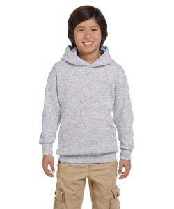 Hanes Youth Hooded Sweatshirt