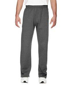 Fruit of the Loom Sofspun Open-Bottom Sweatpants