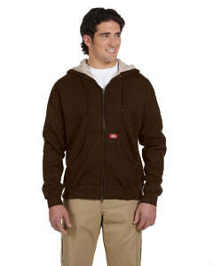 Dickies Waffle Knit Hooded Jacket