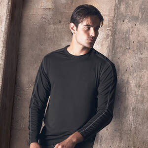 Alo Edge Long-Sleeve T-Shirt