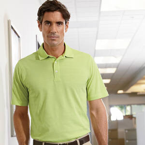 Ashworth EZ-Tech Textured Polo