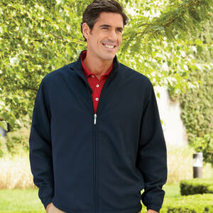 Ashworth Full-Zip Wind Jacket