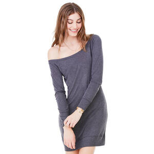 Bella + Canvas Ladie's Lightweight Sweater Dress